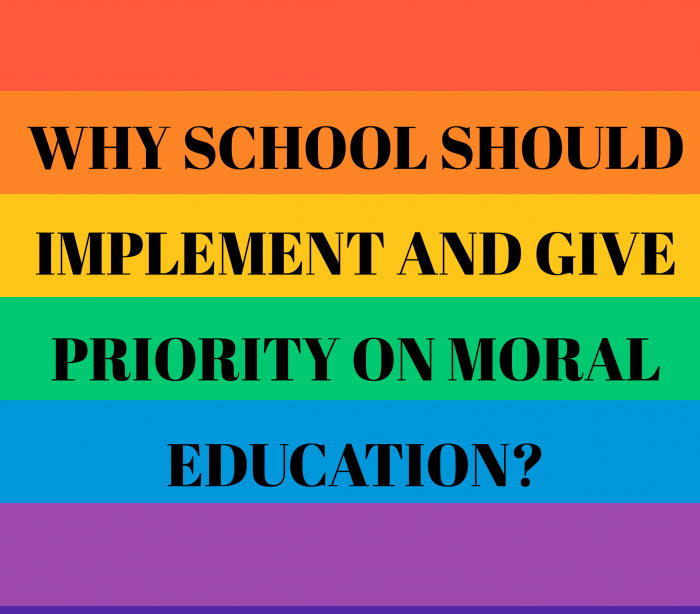 Moral Education and its importance