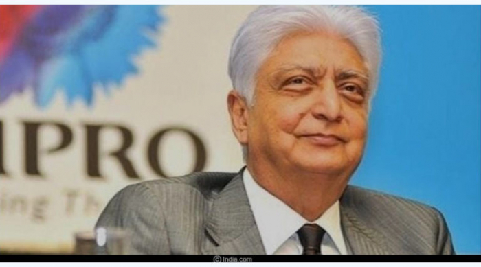 Azim Premji: Central Indian Philanthropist.