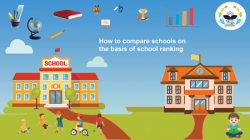 How to compare schools on the basis of school ranking