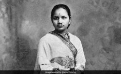 Dr. Anandibhai : The woman who has a crater to her name