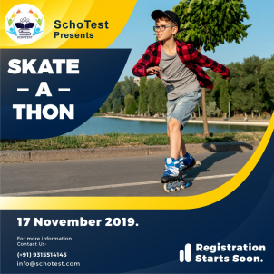 Skate-A-Thon Dwarka : A skating event for children