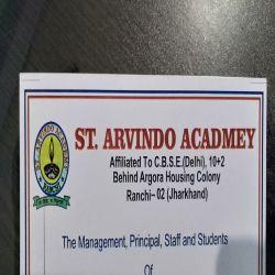 St. Arvindo Acadamy