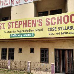 st stephen school
