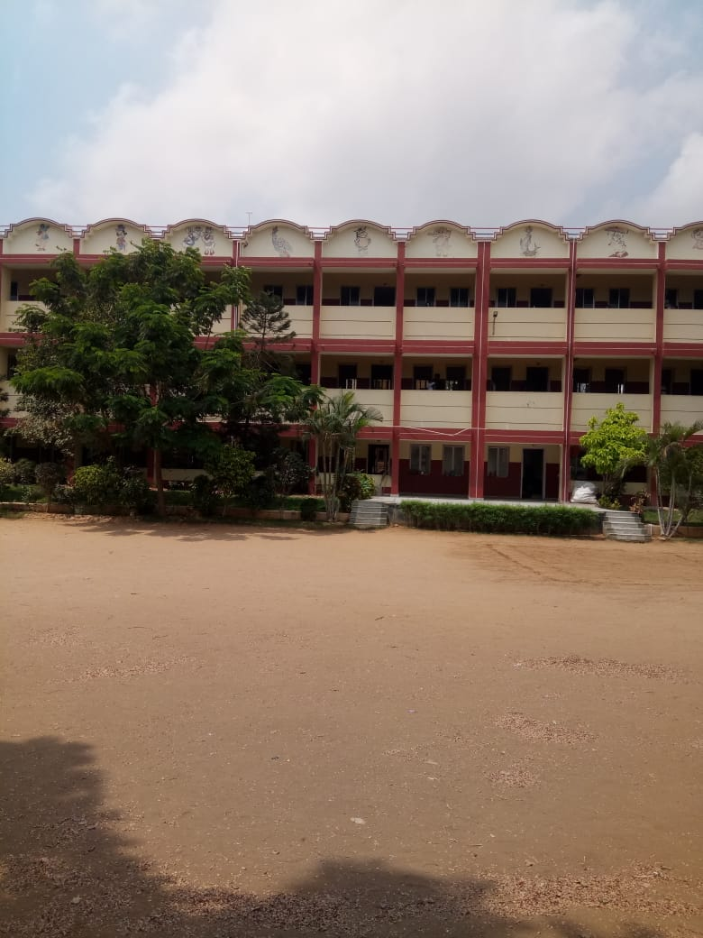 Sravanthi English Medium High school