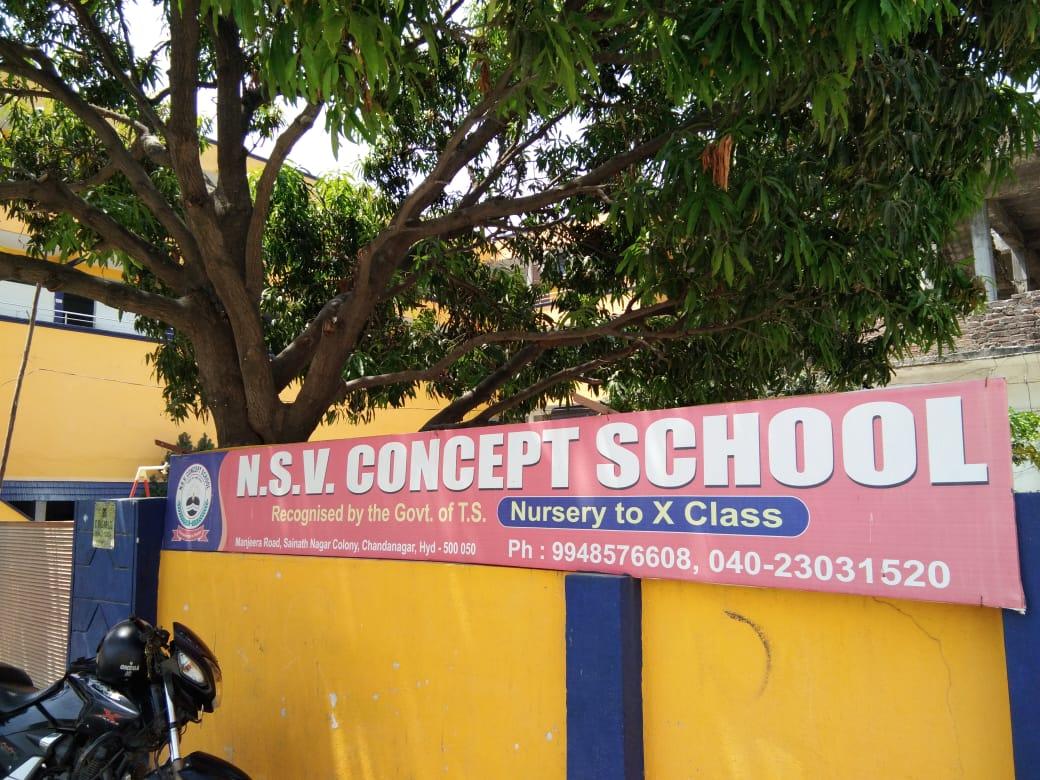 NSV Concept School