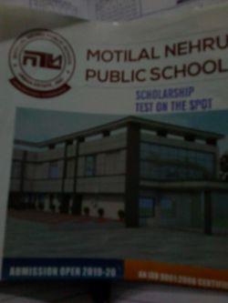 MOTI LAL NEHRU PUBLIC SCOOL