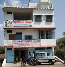 S.S. Smart School Village Singpur District Damoh