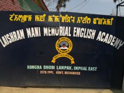 Laishram Mani Memorial English Academy